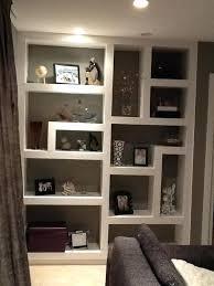 built in wall shelving wall units amusing inbuilt wall shelves built in shelves cost for built