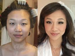korean wedding makeup looks photo 1