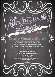 At Home Invitation At Home Reception Invitation Etiquette Wedding Invitations