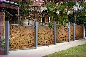 Metal Fence Panels And Gates Decorative Metal Fence Panels Gates