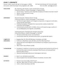 Entry Level Chemist Resume Sample - http://resumesdesign.com/entry .