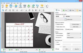 Clander Maker Photo Calendar Software Review Custom Calendar Maker For