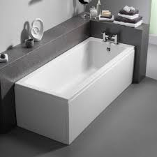 armourcast bloque 1400mm x 700mm single ended bath inc leg pack