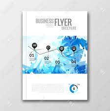 Book Report Poster Template Stock Illustration
