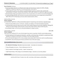 Ms Project Scheduler Sample Resume New Project Manager Resume