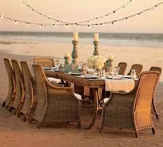 pin pottery barn saybrook outdoor dining set
