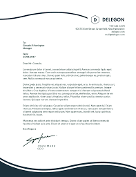 Making Company Letterhead Why Are Letterheads Important In Business Letters
