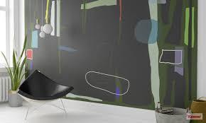 Green And Black Design Digitaldrucktapete Auf Vlies Composition 3 Green Black Rh 0978 Von