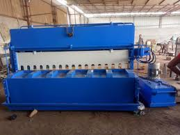 Shearing Machine Blade Clearance Chart Hydraulic Shearing Machine Hydraulic Shearing Machine