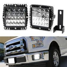 Hybrid Driving Lights Amazon Com Ijdmtoy Q5 Hyperspot Led Fog Driving Lamp Kit