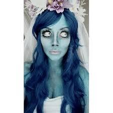 corpse bride makeup images