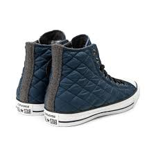 CONVERSE - All Star Hi Textile Quilted, Nighttime Navy € 32,70 ... & ... Converse - All Star Hi Textile Quilted, Nighttime Navy 3 ... Adamdwight.com