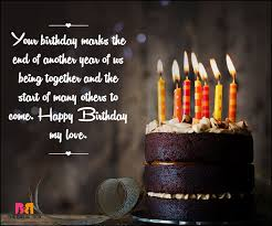Birthday Love Quotes Interesting Birthday Love Quotes 48 Quotes Straight From The Heart