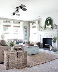 My Favorite Window Decor Combination Bless'er House Best Living Room Shades Decor