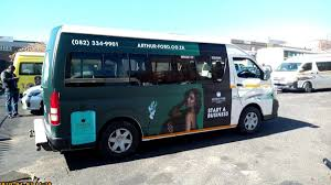 Taxis help to boost Arthur Ford's agent programme - Transit Ads