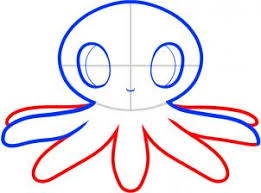 Small Picture Lets Learn Fun Art Together 0 How to Draw an Octopus