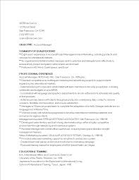Cv For Account Manager Marketing Account Manager Cv Templates At
