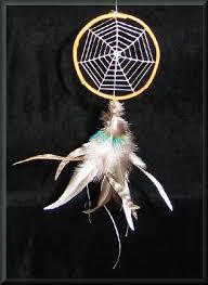 Spider Web Dream Catcher Mesmerizing Spider Web Dream Catcher