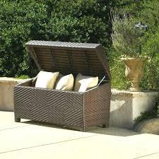 patio furniture cushion storage bags outdoor large waterproof box f