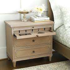 bedside table with charging station. Perfect With Isabella Large Nightstand With Charging Station For Bedside Table With H