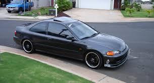 1995 Honda Civic EX 1/4 mile trap speeds 0-60 - DragTimes.com
