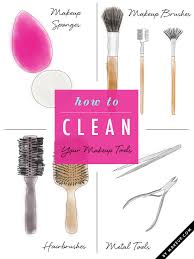 how to clean a makeup sponge
