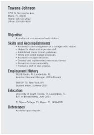 Recently Graduated Resume 25 Ideas Sample Resume For College Student Looking For Summer Job