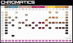 Hair Color Wheel Chart International Colour Charts For Hairdressing Hair And
