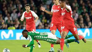 أول مباراة في الدوري الإسباني ما بعد الحجر بين إشبيلية وريال بيتيس