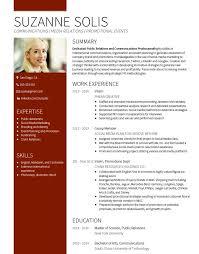 ... CV template Gallant ...