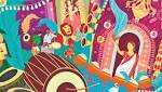 Rourkela's flashy pandals to greet puja revellers