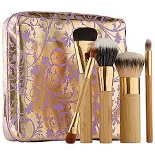 tarte brushed with destiny makeup brush set