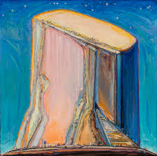 wayne thiebaud night mesa 2016 13 courtesy paul thiebaud gallery