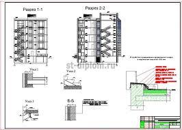 Анализ и разработка инвестиционных мероприятий по повышению  3 Разрезы узлы
