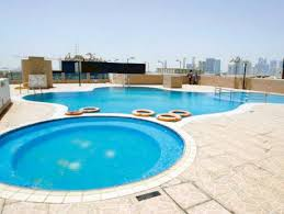 swimming pools in dubai. Interesting Pools The Swimming Pool Of New Gold Souk Building Where The Boy Died On Tuesday  Evening Throughout Swimming Pools In Dubai D