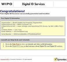 Digital Certificate How To Pick Up Your Certificate And Save A Copy Of It