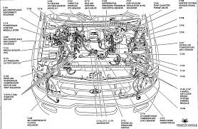 1999 ford f150 i need a drawing of the engine wiring harness graphic