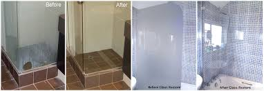 bath restoration brisbane. glass restoration \u0026 protection - tile and grout cleaning bath brisbane