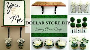 dollar store diy s earth tone spring home decor crafts youtube