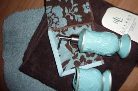 aqua bathroom rug sets