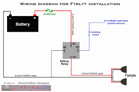 4 Pin Relay Wiring Diagram Lights Led Relay Diagram Wiring Diagram 500