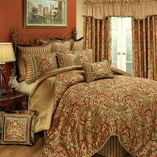 red and gold king comforter sets red brown and gold comforter sets red brown and gold
