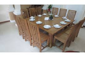 12 seat square dining table pertaining to innovative seater room for prepare 18 designs 9