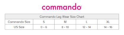 Commando Perfect Fishnet Control