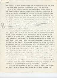 Draft Paper Online Rough Draft Of Neahkahnie In The Beginning Nehalem Valley