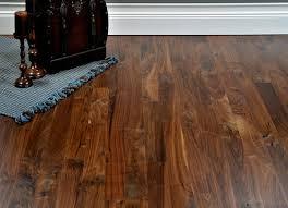 unfinished solid hardwood flooring walnut 2 mon grade room scene