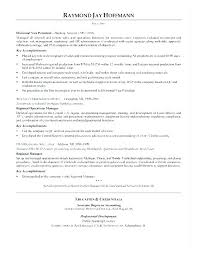 Retail Resume Template Free Retail Manager Resume Example Retail ...