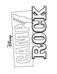 Small Picture Camp Rock FREE Printable Coloring PagesSheets Jonas Brothers
