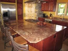 Granite Kitchen Top Red Granite Kitchen Countertop Ideas