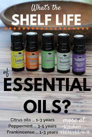 Whats The Shelf Life Of Essential Oils